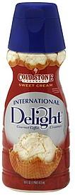 International Delight Gourmet Coffee Creamer Cold Stone