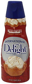 International Delight Coffee Creamer Gourmet Cold Stone