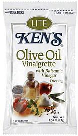 Ken39s Dressing Olive Oil Vinaigrette With Balsamic Vinegar