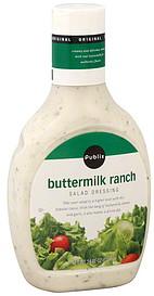 Publix Salad Dressing Original Buttermilk Ranch 240 oz