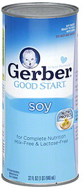 Gerber Infant Formula Soy Soy Based Ready to Feed With ...
