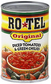 Rotel Tomatoes