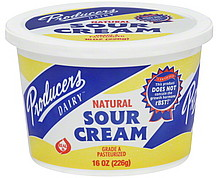 Producers Sour Cream