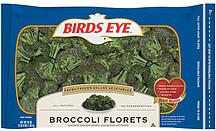 Birds Eye Broccoli Florets 560 Oz Nutrition Information