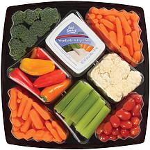 Eat Smart Vegetable Dip Tray 640 Oz Nutrition