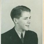Thure Blomkvist f 1927 i Svartlå, son till Mauritz och Astrid Blomkvist.
