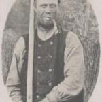 Adolf Blomberg 1896-1918 i Hatten.