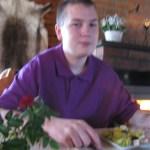Tobias Enlund, son till Susann.