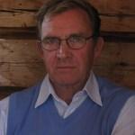 Hans-Olof Lundgren, född i Vidsel och boende i Älvsbyn. Hans mamma Svea är född i Rödingsträsk.