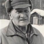 Sivert blev 92 år och man kan nog säga att han var en krutgubbe in i det sista.