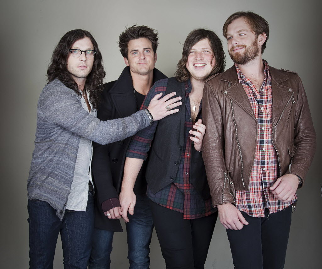 Kings Of Leon Drummer And Wife Expecting  Silivecom