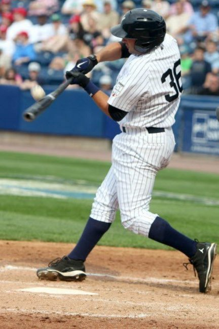 Staten Island Yankees score most runs of the season in 10