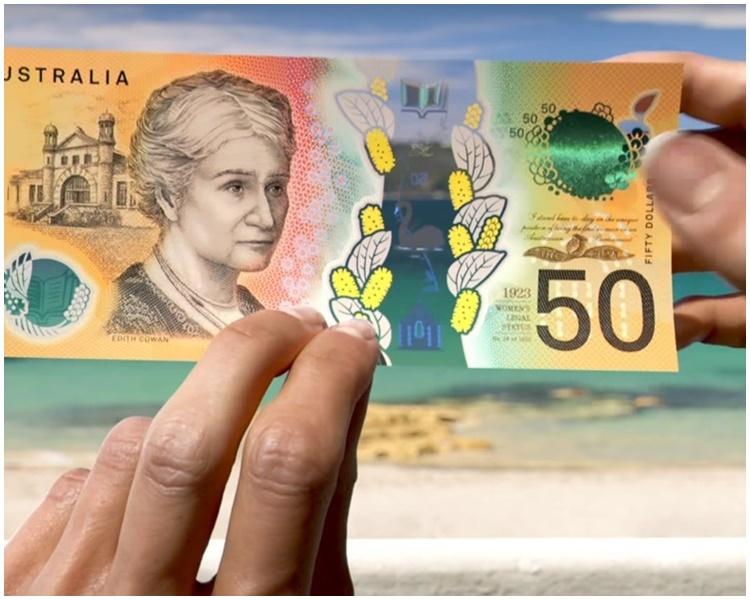 澳洲新鈔串錯字 發行7個月才被發現 | 多倫多 | 加拿大中文新聞網 - 加拿大星島日報 Canada Chinese News