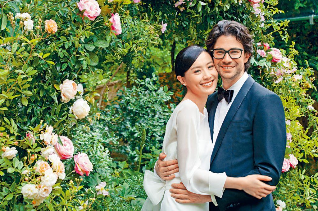 陳法拉巴黎再婚 獲愛的承諾