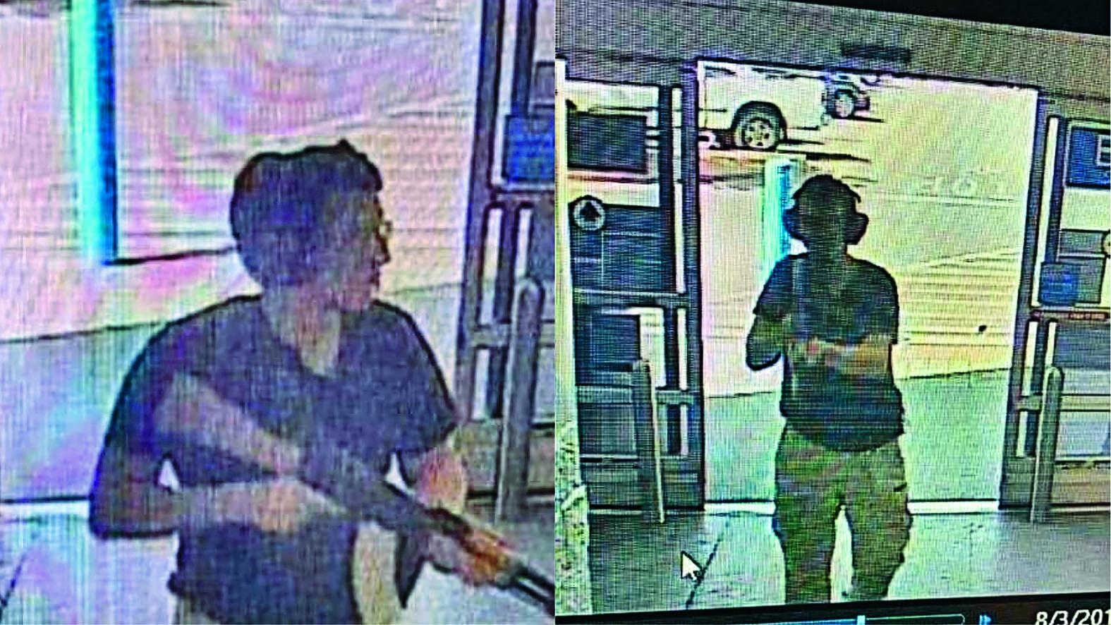 13小時兩槍擊案29死 德州白人槍手反拉美移民