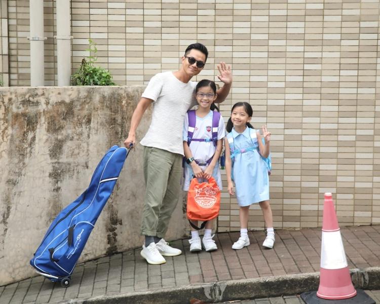 【開學日】校方沒提及罷課 胡諾言望社會問題早日平息