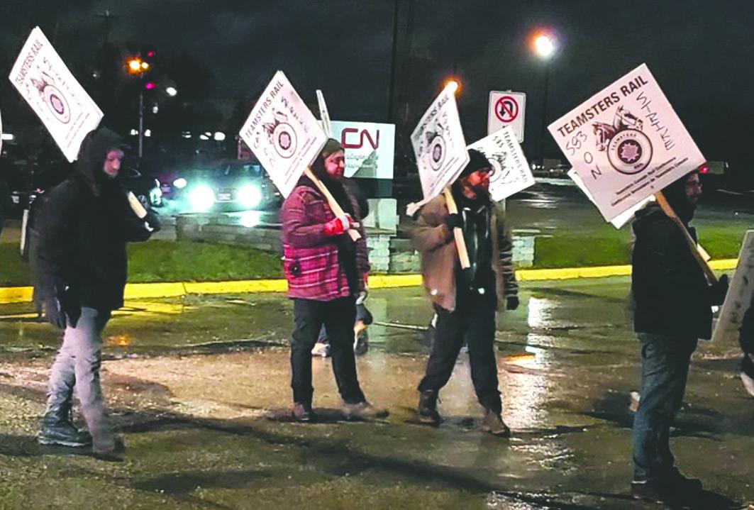 國鐵談判無進展 3200員工罷工