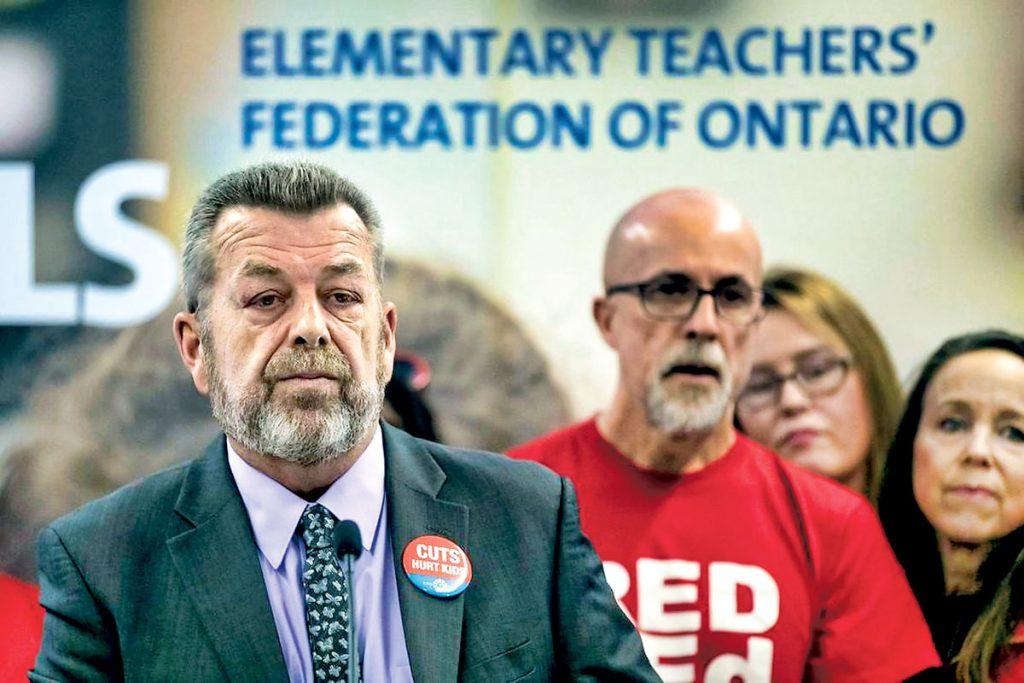 安省小學首階段罷工 教師將會「按章工作」 | 多倫多 | 加拿大中文新聞網 - 加拿大星島日報 Canada Chinese News
