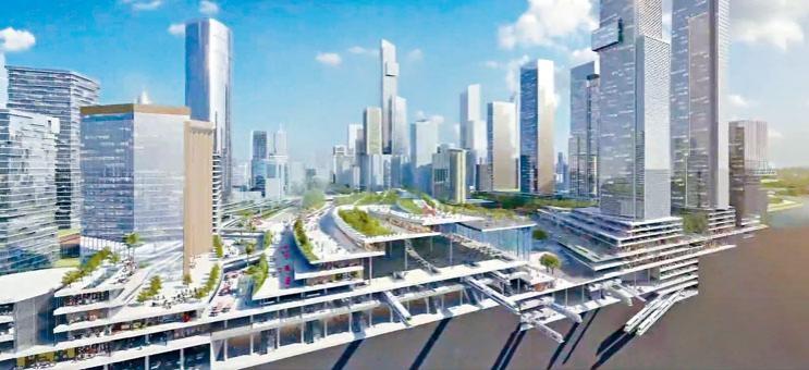 羅湖口岸擬重新規劃 議員倡騰地建購物城