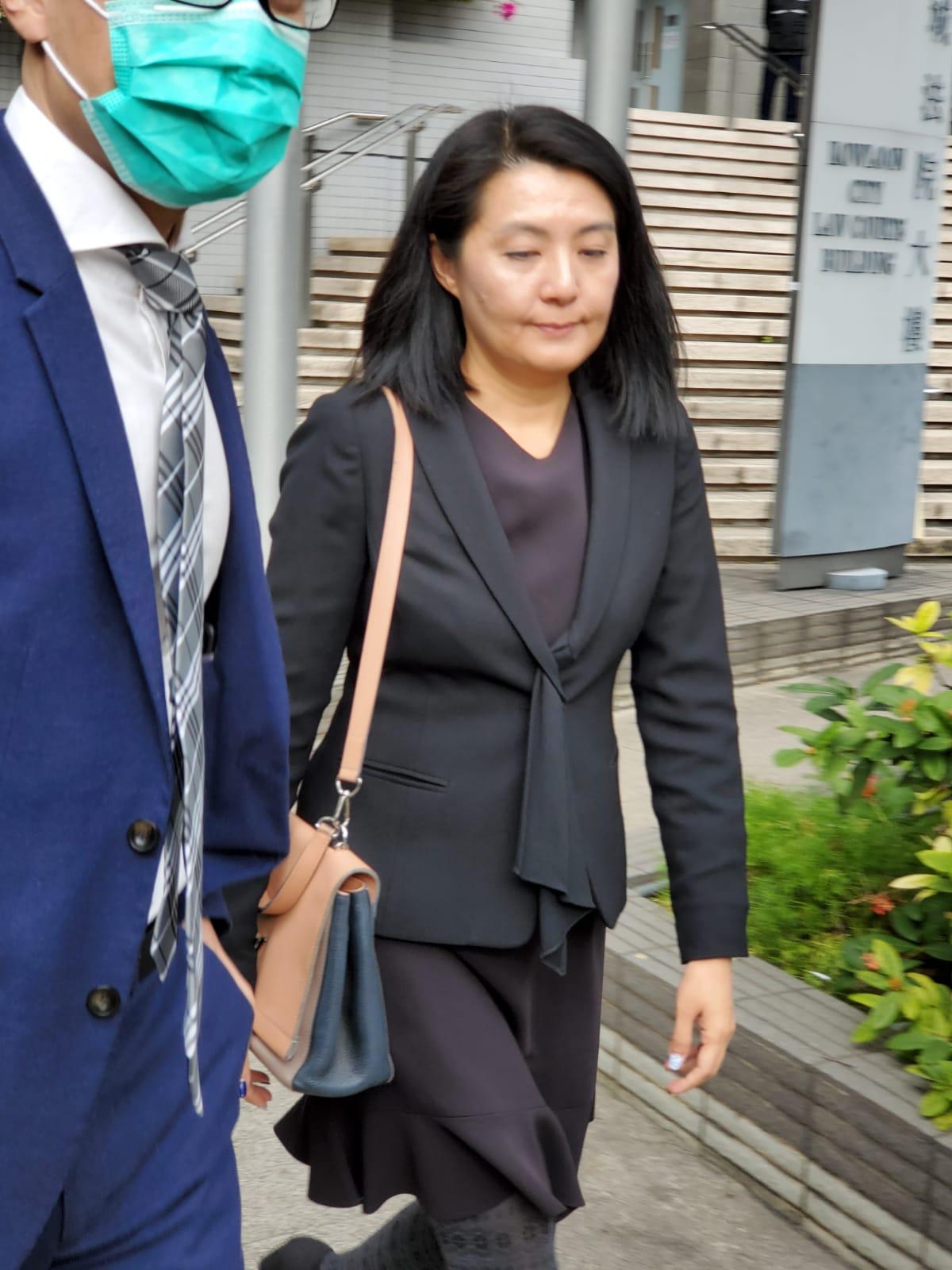 區諾軒涉大聲公襲警 主控官揚言議員無特權「唔係大曬」