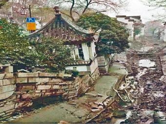 蘇州十全街塌陷 禍因河道「清淤」