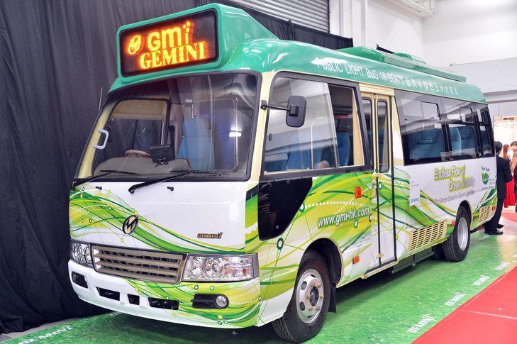 【預算案】綠Van試行電動車 20億元資助私樓停車場裝充電器