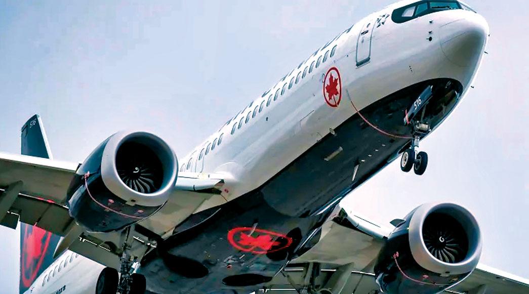 波音737 Max加國續飛 空難家屬感震驚不安
