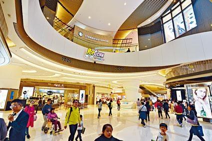 德福PopCorn商場收益權 新世界30億售予港鐵