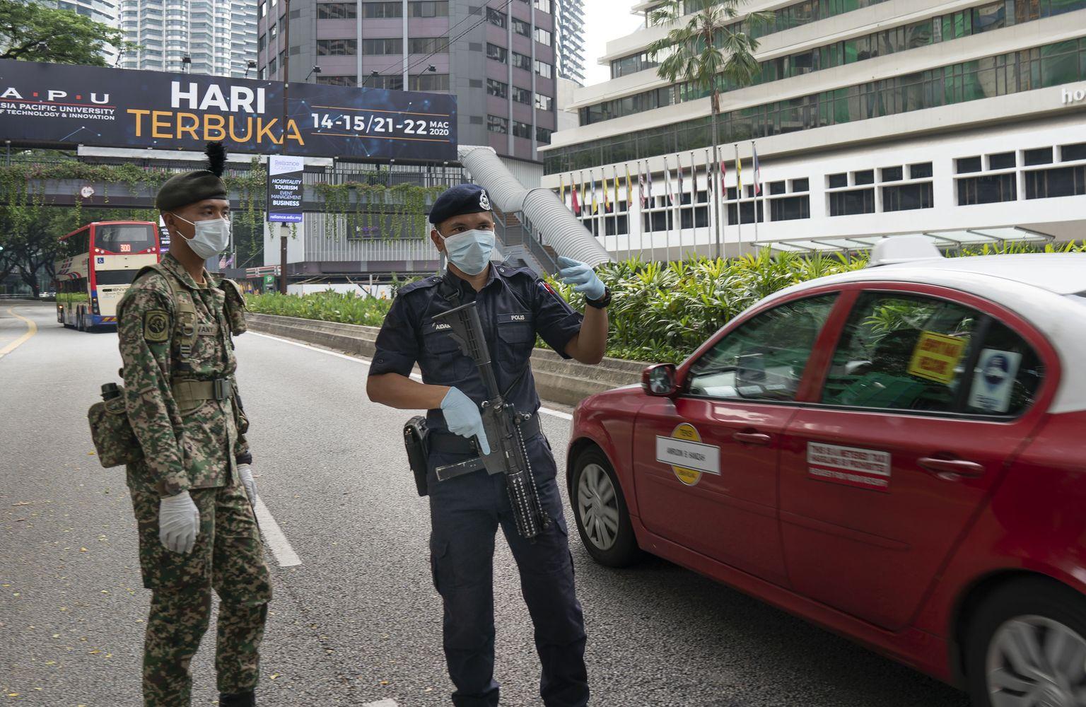 馬來西亞實施實施鎖國 犯罪率降7成 | 多倫多 | 加拿大中文新聞網 - 加拿大星島日報 Canada Chinese News