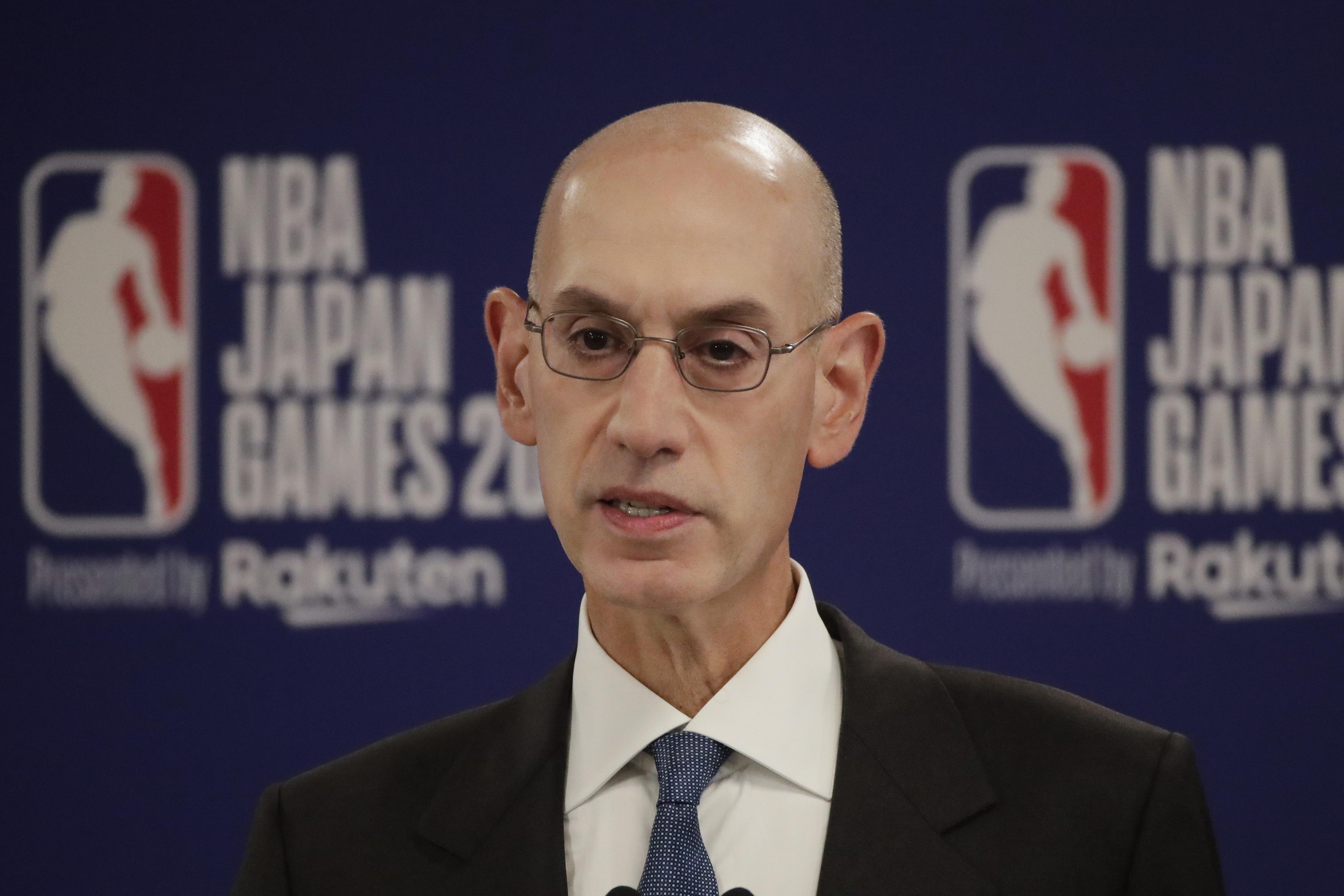 【NBA】總裁蕭華為首高層 帶頭減底薪兩成