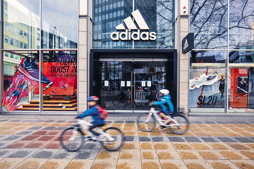德Adidas H&M被逼停業拒交租