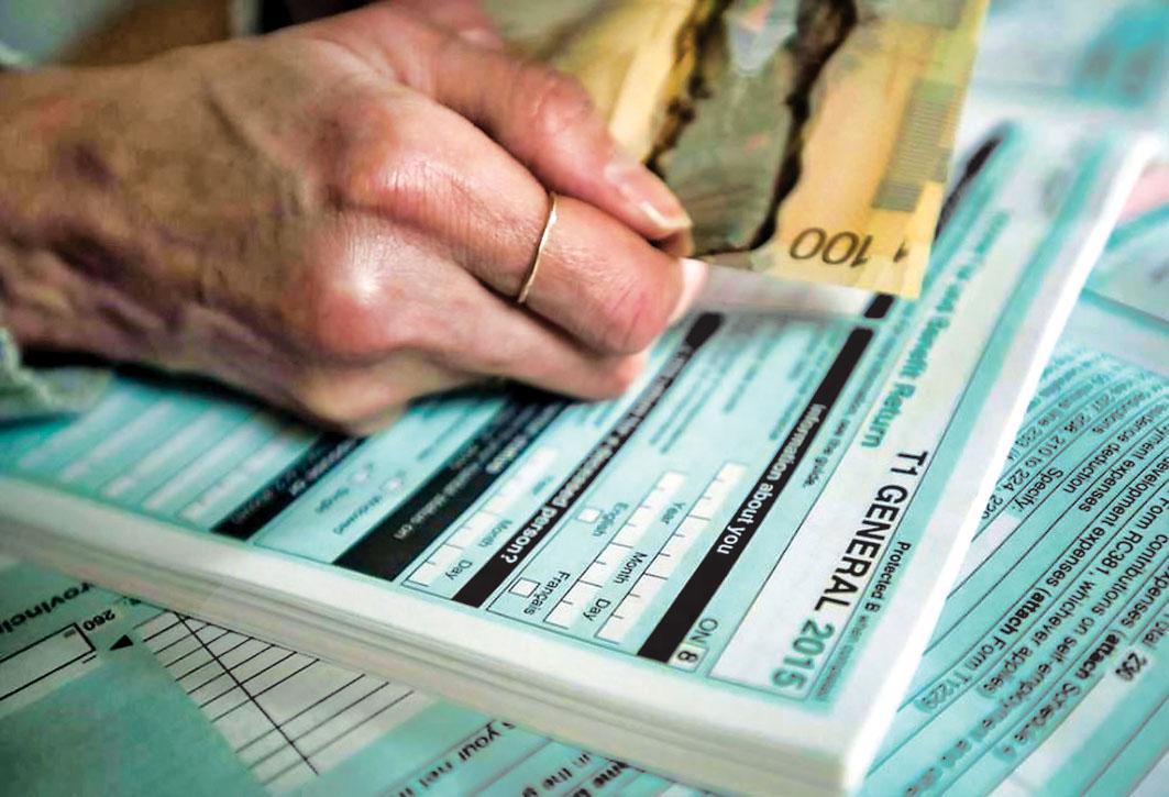 專家促勿延後報稅 可早獲紓困福利金
