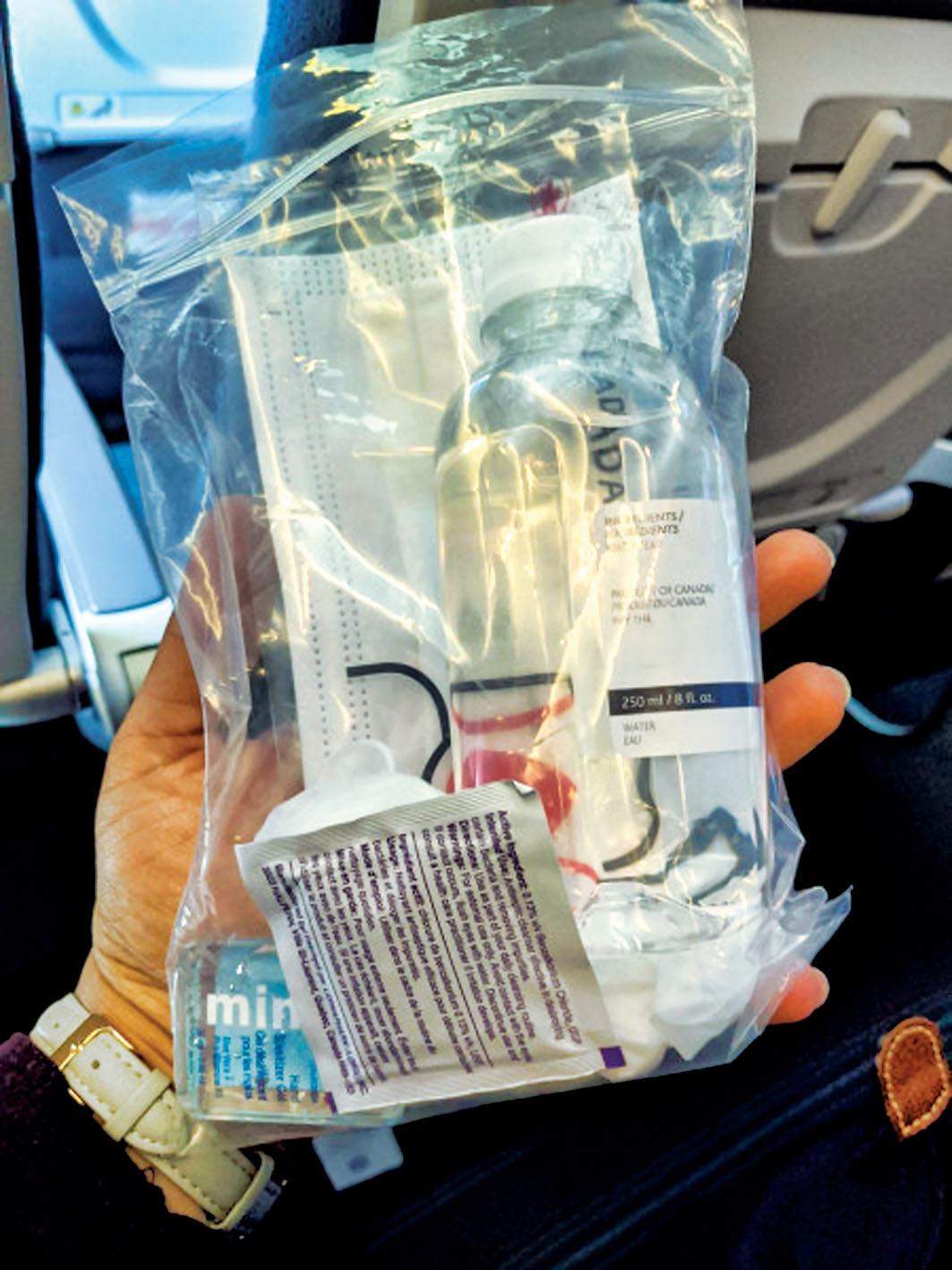 搭機前篩查健康狀況 乘客須適應航空新規