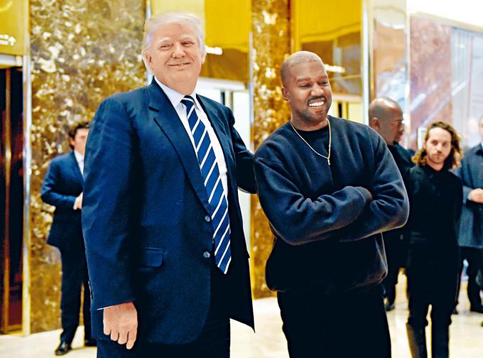 Kanye West美國國慶日宣布參選總統
