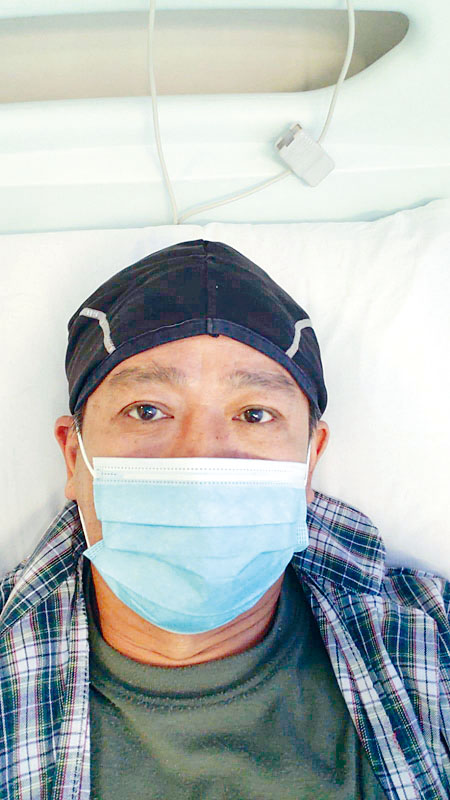 麥德羅吸氣胸口痛 劉少君勁咳   多倫多   加拿大中文新聞網 - 加拿大星島日報 Canada Chinese News