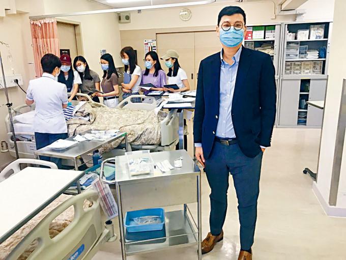 仁安醫院首推銜接北歐護士課程