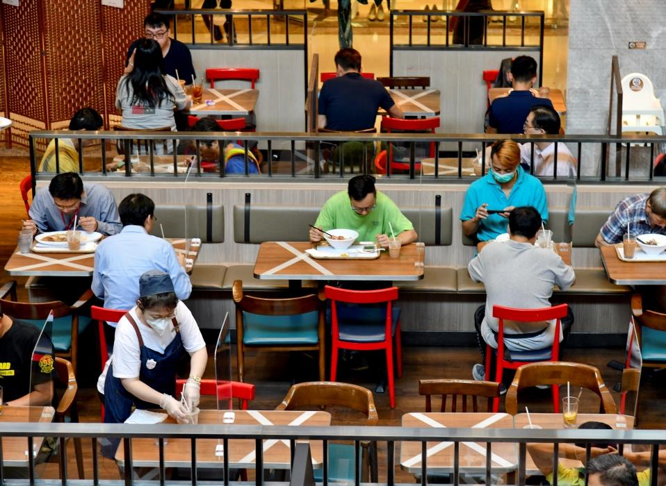 【行蹤曝光】再多25間食肆「上榜」 患者曾訪ifc翡翠拉麵及兩間薩莉亞