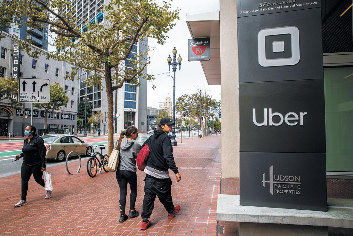 Uber:2040年前實現全電動化 | 多倫多 | 加拿大中文新聞網 - 加拿大星島日報 Canada Chinese News