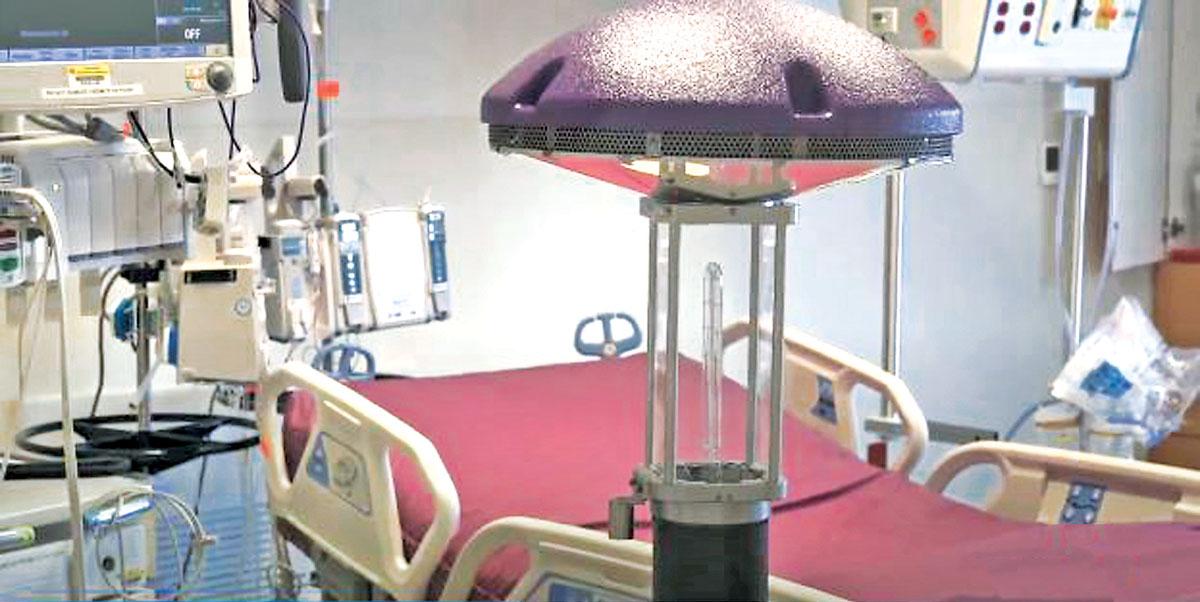 購14紫外線殺菌機械人 菲沙局助轄下醫院消毒 | 多倫多 | 加拿大中文新聞網 - 加拿大星島日報 Canada Chinese News