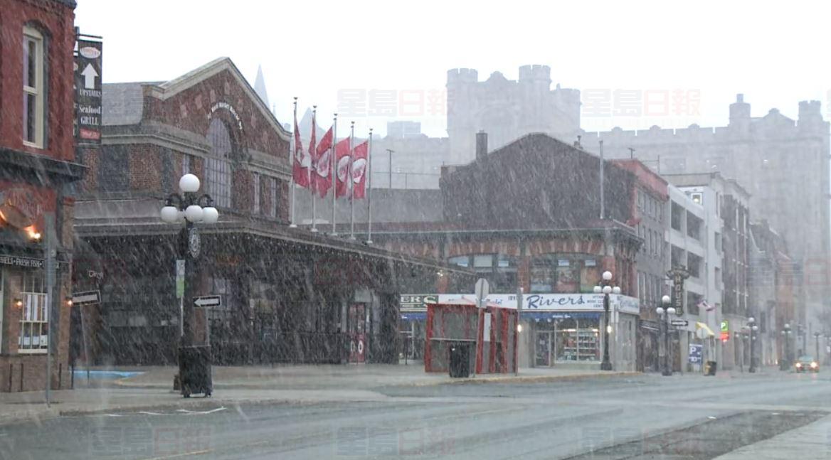 渥太華一度成為全球最凍首都