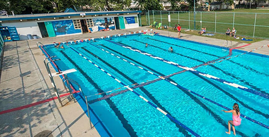 高市素里下周開放戶外泳池噴水公園