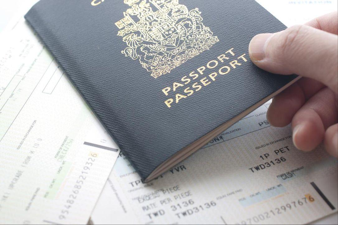加拿大恢復護照申請服務