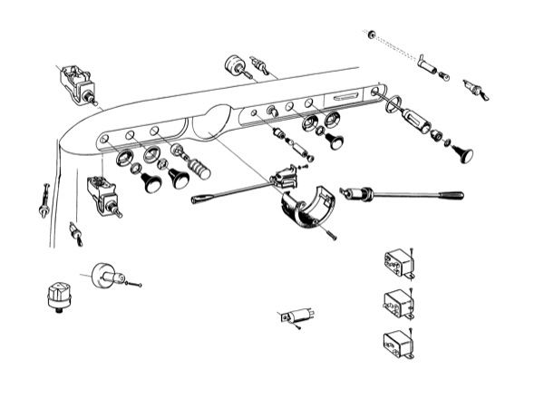 volvo p1800 ignition wiring diagram porsche 356 ignition wiring