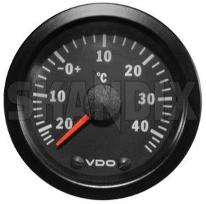 3 pin light bulb carrier infinity 96 wiring diagram skandix shop universal parts: gauge, exterior temperature system vdo kit (1032572)
