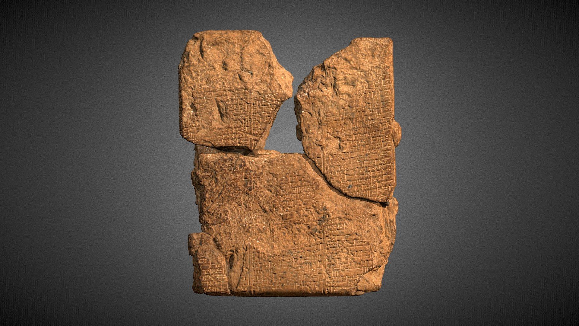 Epic Of Gilgamesh Tablet