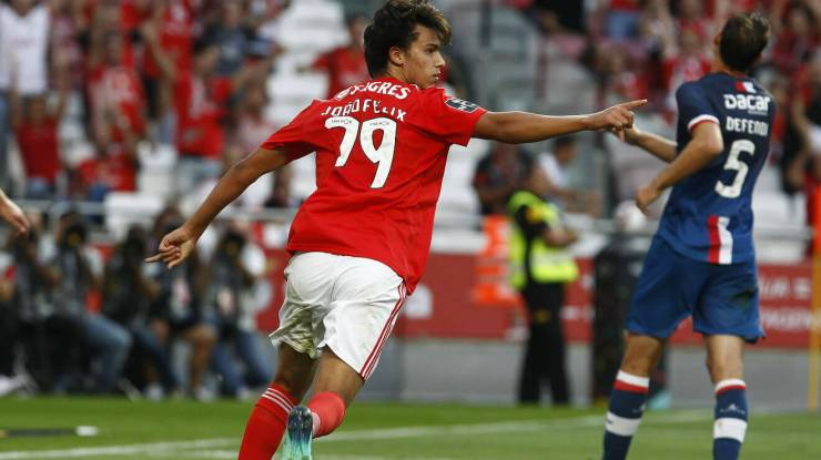 Image result for Joao Felix.  Manchester United to launch a £100 million bid for wonderkid joao felix 2 new