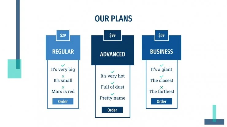 This fillable insurance proposal template allows you to provide a detailed business proposal of several commercial insurance products to your clients. Insurance Plan Google Slides And Powerpoint Template