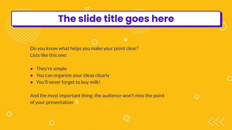 Round Edges Corporate Proposal   Google Slides & PowerPoint