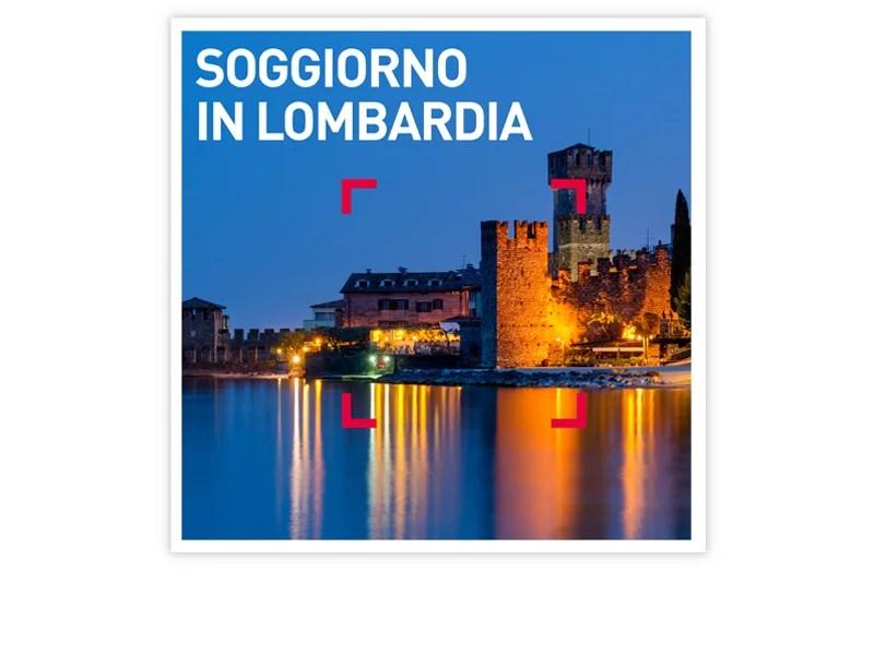 Cofanetto regalo  Soggiorno in Lombardia  Smartbox