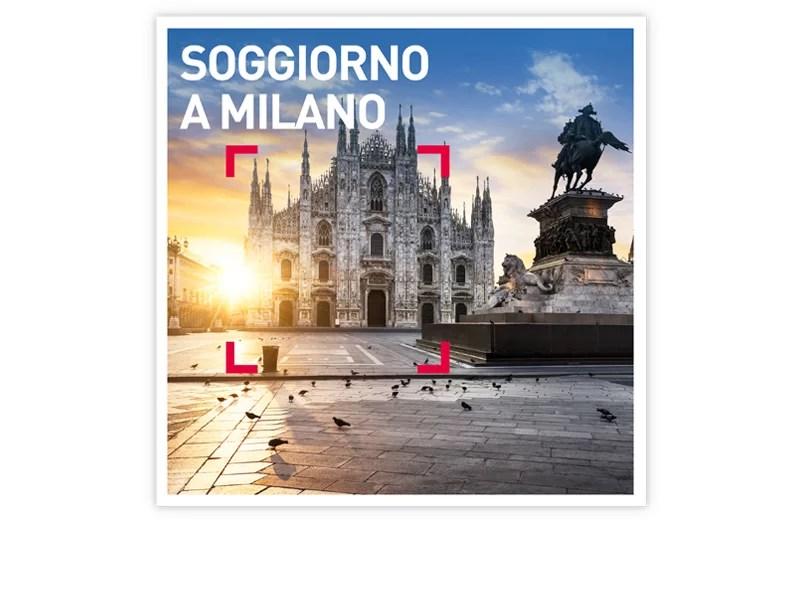 Cofanetto regalo  Soggiorno a Milano  Smartbox